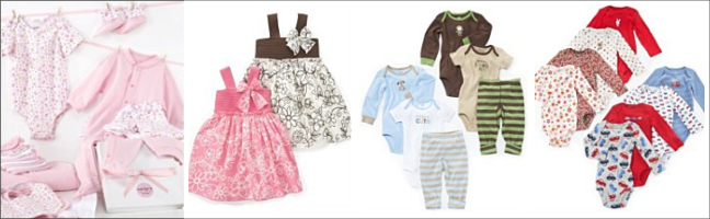 Baby Clothes Wholesale - 1-800-593-8595