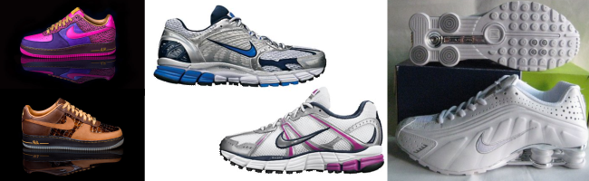 Nike Athletic Shoes Surplus