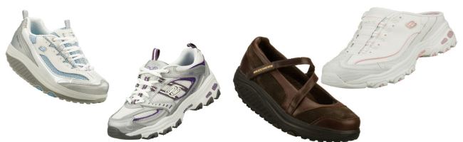 Sketchers Athletic Shoes Closeouts