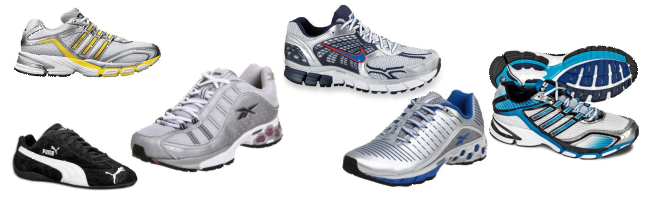 Athlectic Shoe Closeout
